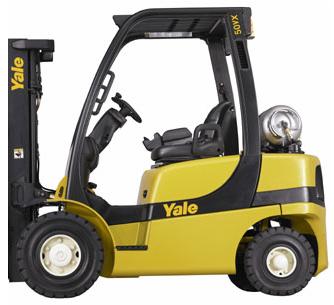 Rewelacyjny YALE Filtry do wózków widłowych YALE DZ29